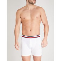 Global regular-fit stretch-cotton boxer briefs