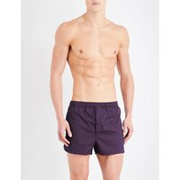 Nelson 60 regular-fit cotton boxer shorts