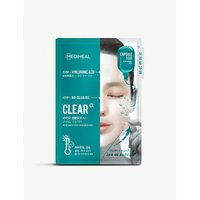 Capsule 100 bio seconderm clear face mask