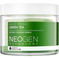 Dermalogy bio-peel gauze peeling green tea face pads