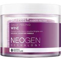 Dermalogy bio-peel gauze peeling wine face pads