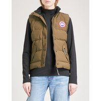Freestyle shell-down gilet