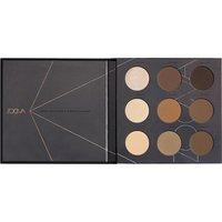 Zoeva Brow Spectrum Palette, Women's