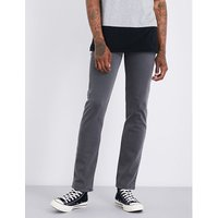 Slimmy Luxe Performance slim-fit tapered jeans