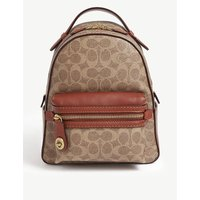 Campus glovetanned leather backpack