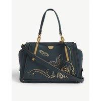 Leather Dreamer handbag