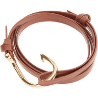 Miansai Hook bracelet, Mens, Brown