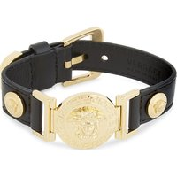 Medusa plaque bracelet