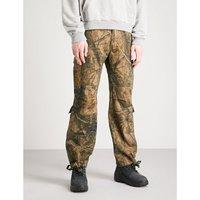 Season 5 straight cotton cargo trousers