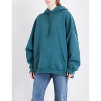 Season 5 oversized cotton-jersey hoody