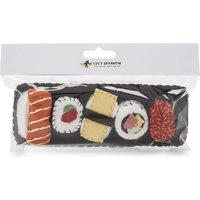 Sushi platter decoration