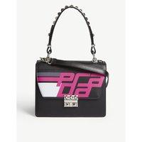 Leather Elektra handbag