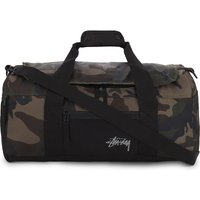 Camouflage stock duffle bag