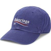 Campaign logo cotton baseball cap