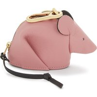 Mouse leather coin purse