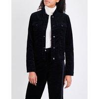 Faye velvet jacket