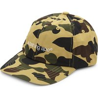 Camouflage cotton cap