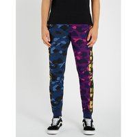 Camouflage Crazy cotton-jersey jogging bottoms