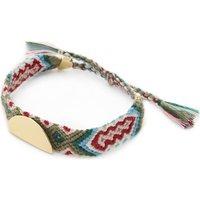 Rebecca Minkoff Ladies Black Casual Taco Stud Friendship Bracelet