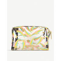 Shooting Star clear make up bag