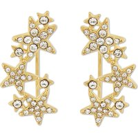 Seeing Stars drop star earrings