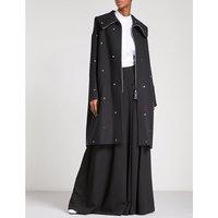 Amatenthe wool-blend coat