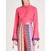 Cancia silk shirt