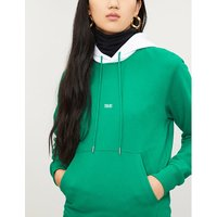 Taxi cotton-jersey hoody