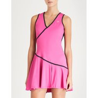 Core Crescendo stretch-jersey dress