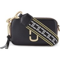 Snapshot leather camera bag