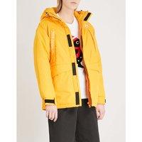 Padded shell jacket
