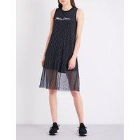 Musium Ladies Striped Jersey Dress, Size: 6