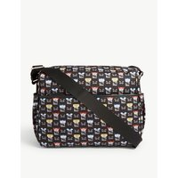 Monster changing bag and padded changing mat