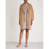 S Max Mara Ladies Camel Nonchalant Coat
