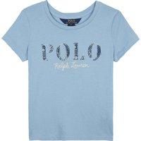 Ralph Lauren POLO cotton T-shirt 2-6 years, Size: 3 years, Bolivian blue