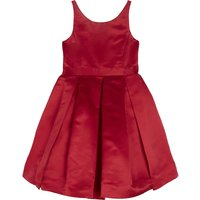 Satin dress 3-14 years