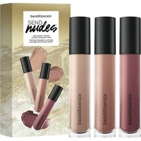 Send Nudes Gen Nude Matte Liquid Lipcolour Trio