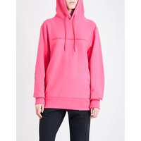 032C Ladies Pyrate Society Cotton-Jersey Hoody, Size: XL