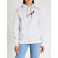 Heaven cotton-blend hoody
