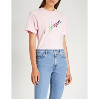 Slice of Heaven cotton-jersey T-shirt