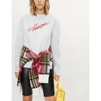 Heaven cotton-jersey sweatshirt