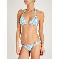 Grenada halterneck bikini top