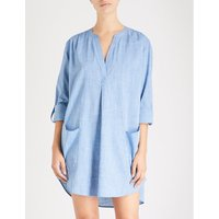 Boyfriend cotton beach shirt