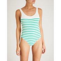 Anne-Marie scoop-neck swimsuit