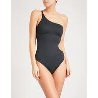 Ava one-shoulder swimsuit