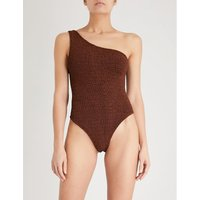 Nancy one-shoulder swimsuit