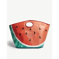 Carryall watermelon beach bag