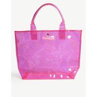 Sunnylife Ladies Pink Market Neon Beach Bag