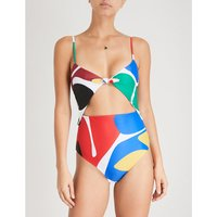 Kia cutout swimsuit