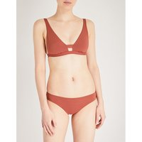 Active longline bikini top